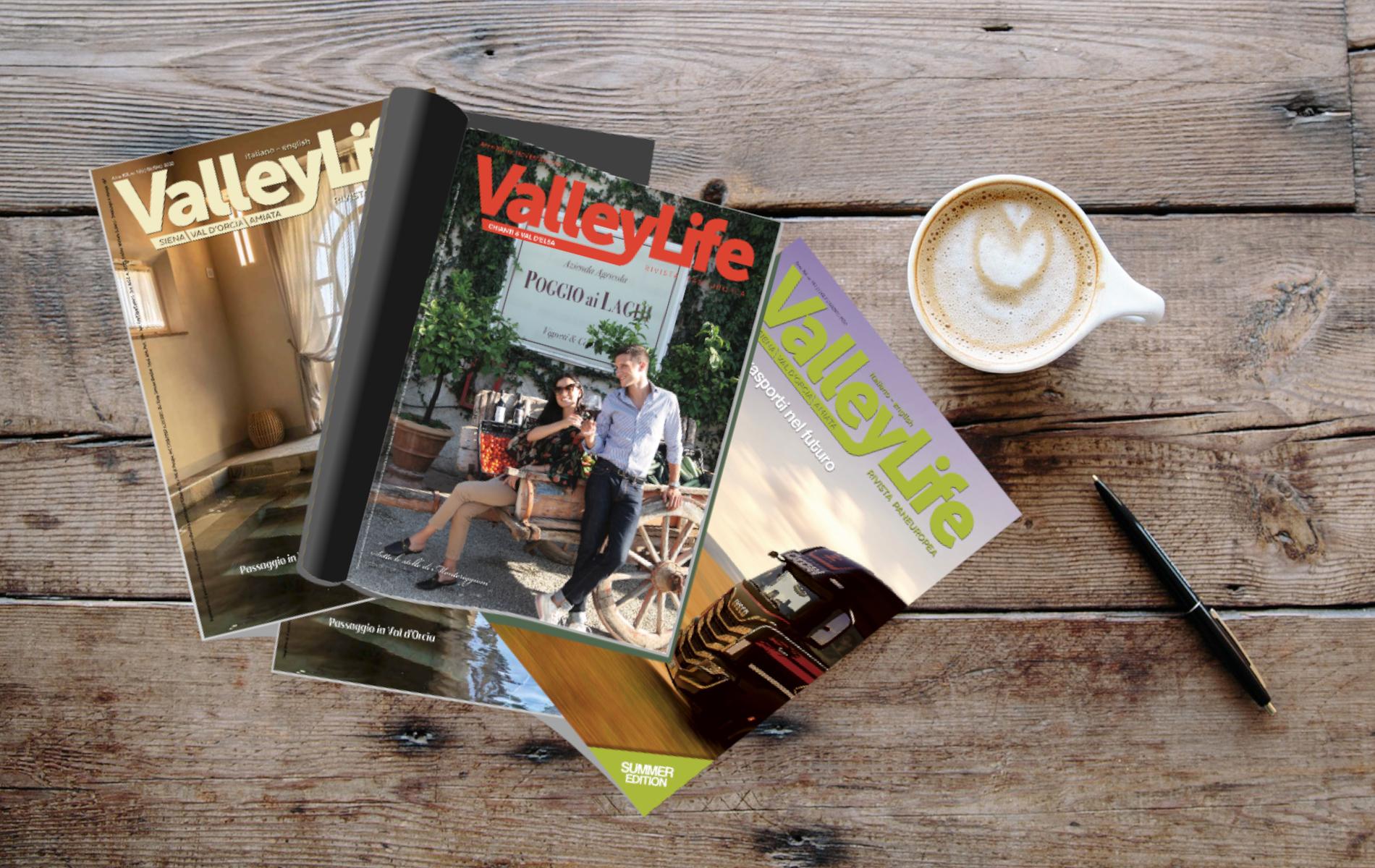 Valley Life Magazine/Rivista Italy