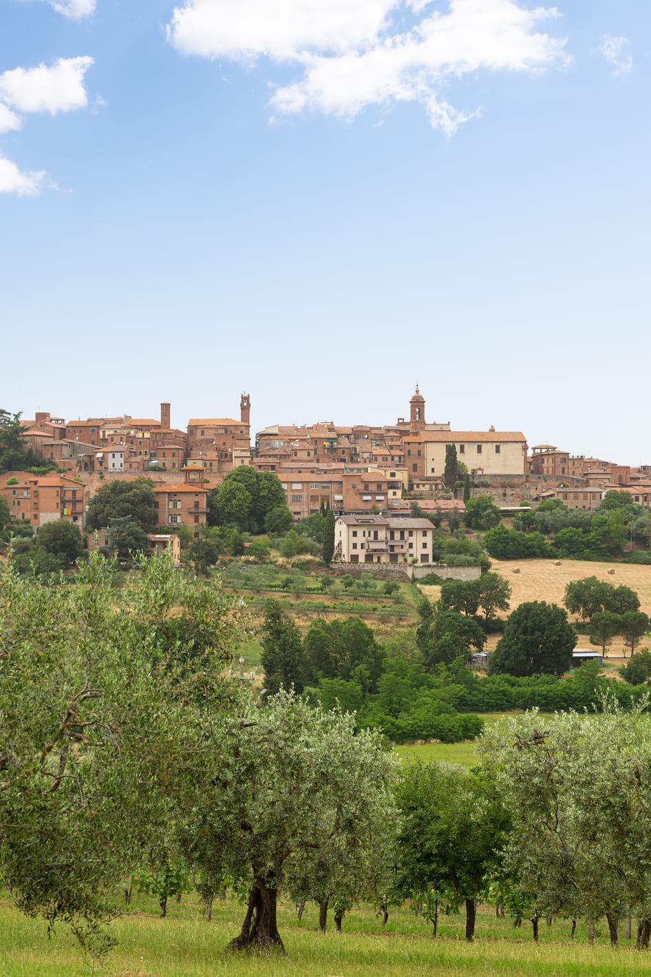 Torrita di Siena, sentinella dell'estate