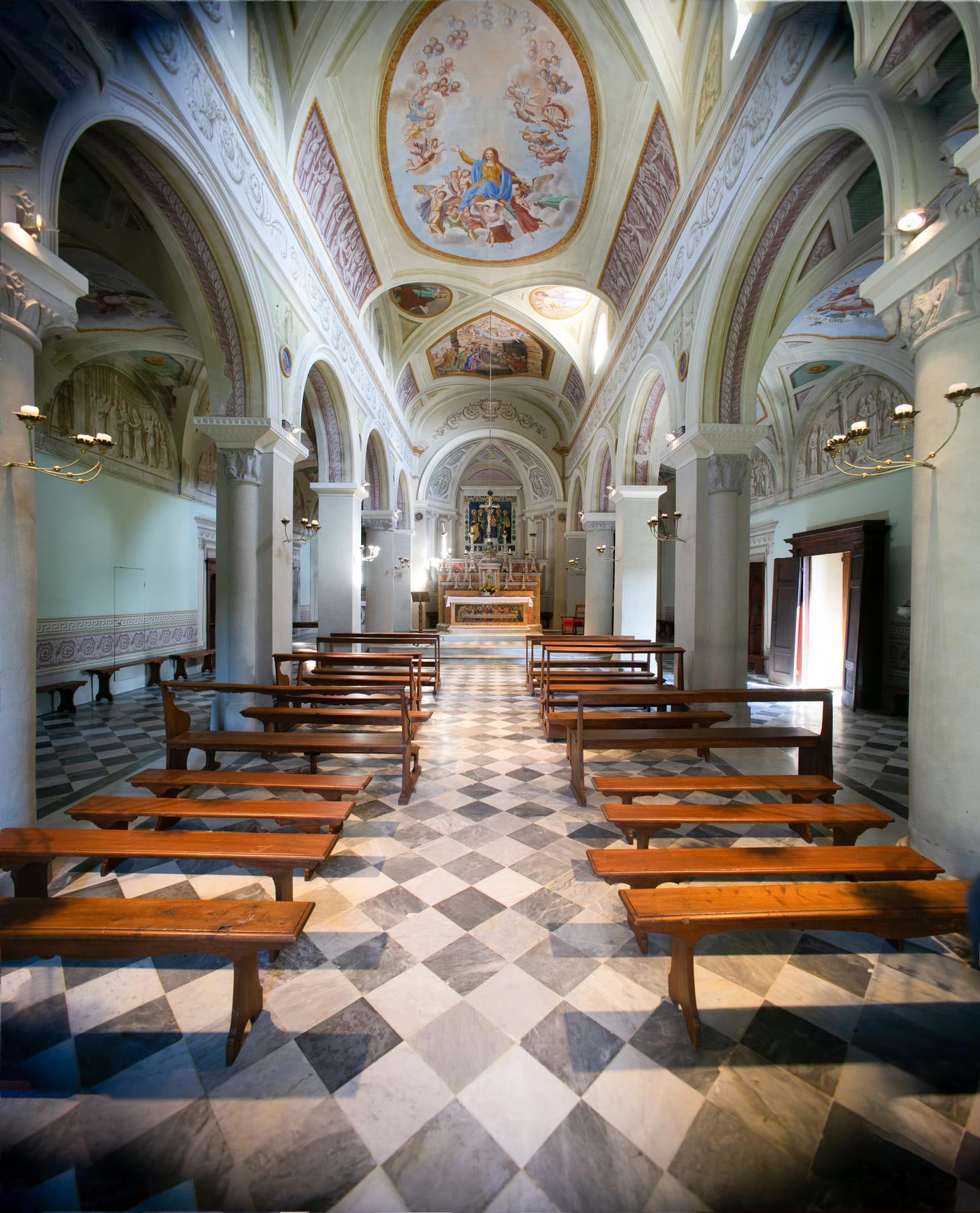 Pieve di Santa Maria Novella: a jewel of Chianti