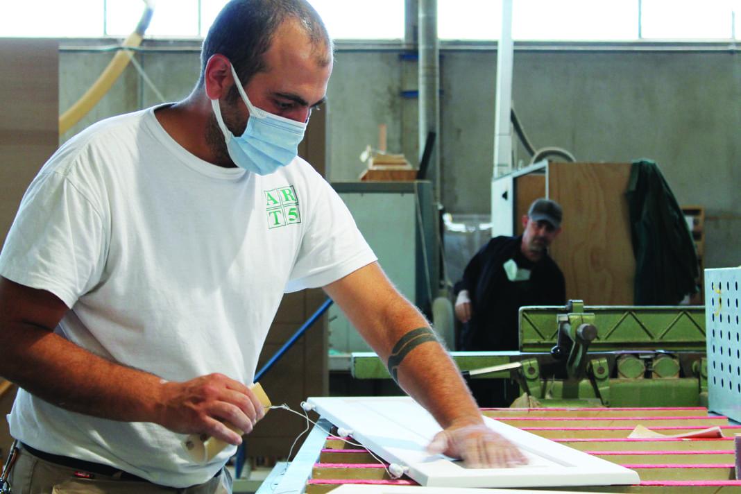 Craftsmen in wood