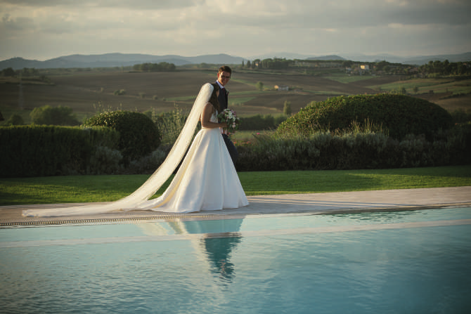 Sposarsi in Umbria in una location esclusiva