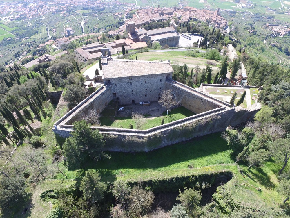 La Fortezza Medicea del Girifalco