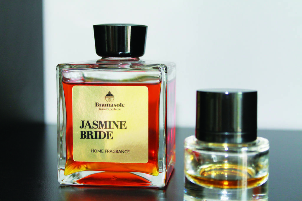 Bramasole, designer perfumes